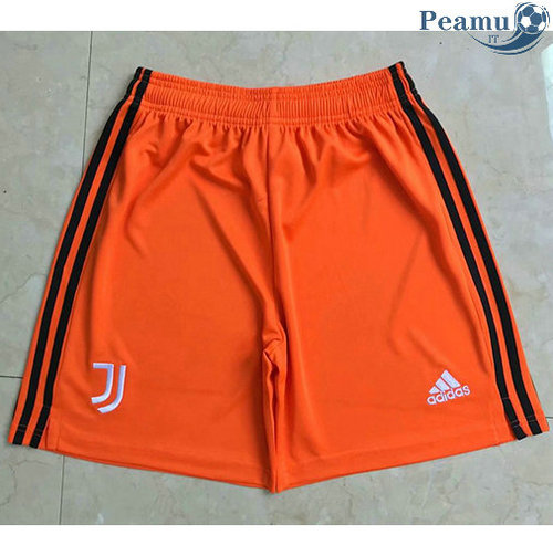 Short da calcio Juventus Orange 2020-2021