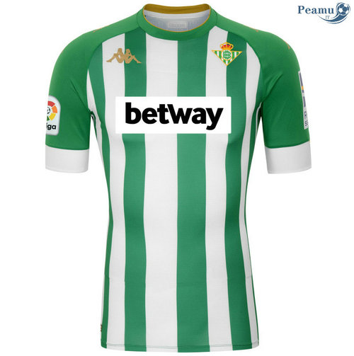 Maillot foot Real Betis Domicile 2020-2021