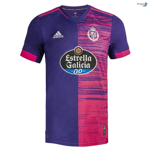Maillot foot Real Valladolid Exterieur 2020-2021