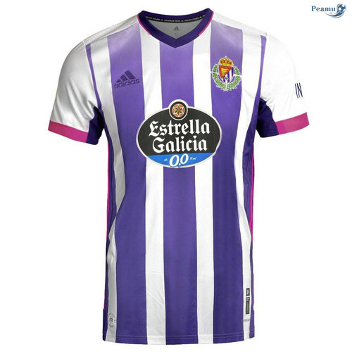 Maillot foot Real Valladolid Domicile 2020-2021