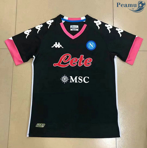 Maillot foot SSC Naples Third 2020-2021