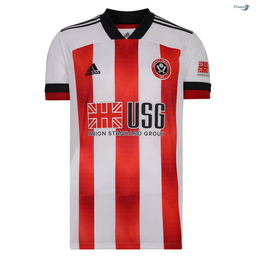 Maillot foot Sheffield United Domicile 2020-2021