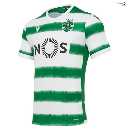 Maillot foot Sporting Lisbon Domicile 2020-2021