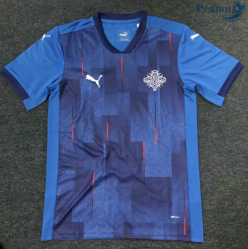 Maillot foot Iceland Domicile 2020-2021