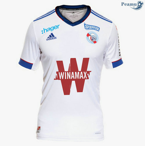 Maillot foot Strasbourg Exterieur 2020-2021